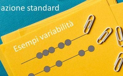 Deviazione standard e varianza: definizione e significato