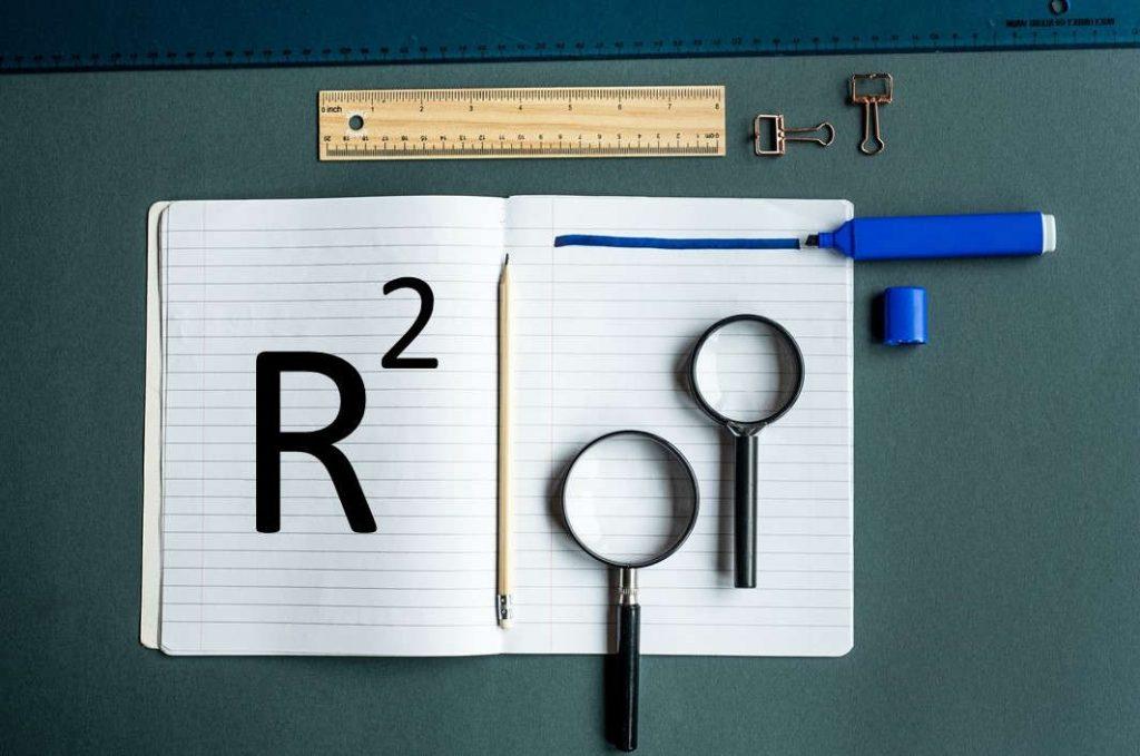 coefficiente di determinazione r quadro