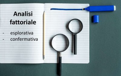 Analisi fattoriale in breve: spiegazione semplice