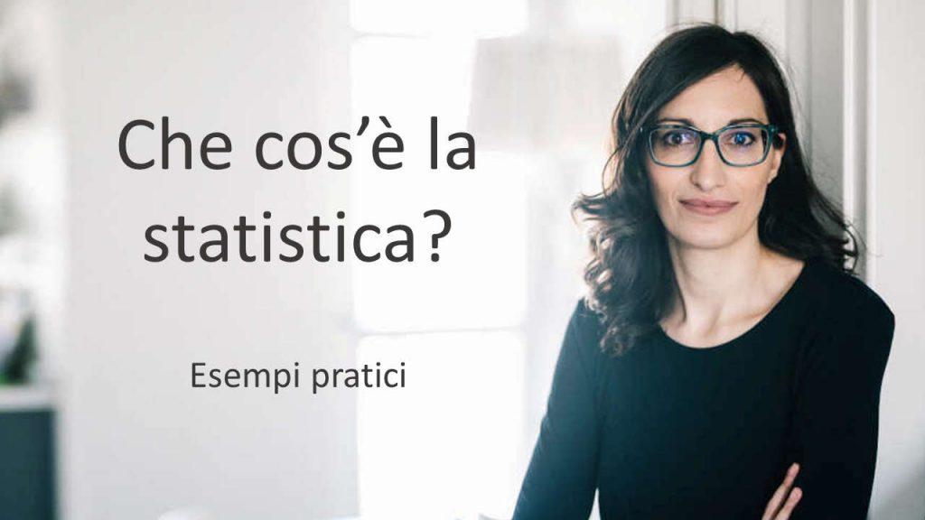 statistica: definizione